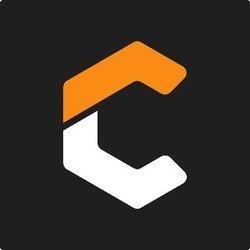 Crust Network icon.