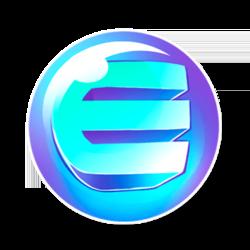 Enjin Coin icon.