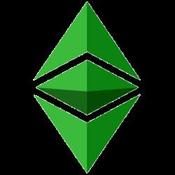 Ethereum Classic icon.