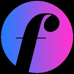 Font icon.