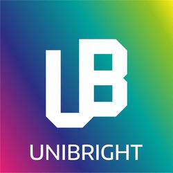 Unibright icon.